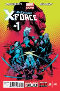 Uncanny X-force (2013) #1