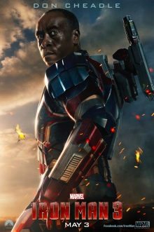 Iron Man 3- The Iron Patriot