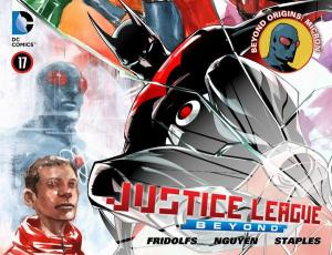Justice League Beyond #17