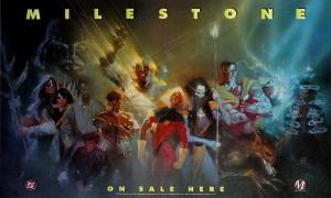 Milestone poster