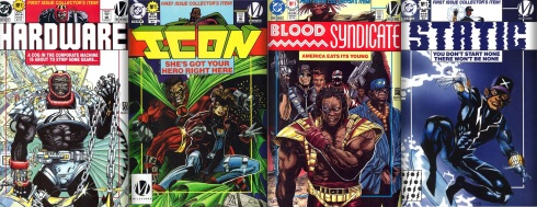 Milestone comics starter series