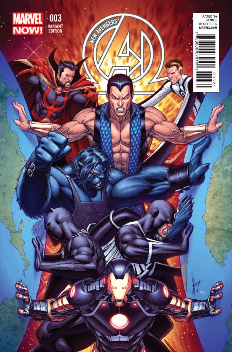 New Avengers 2013 #3 (2)