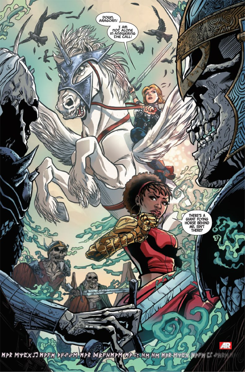 The Fearless Defenders #1 (6)