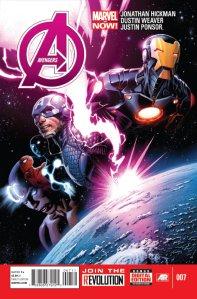 Avengers 2013 #7