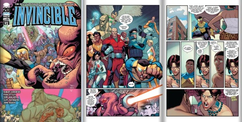 Invincible #92 Review