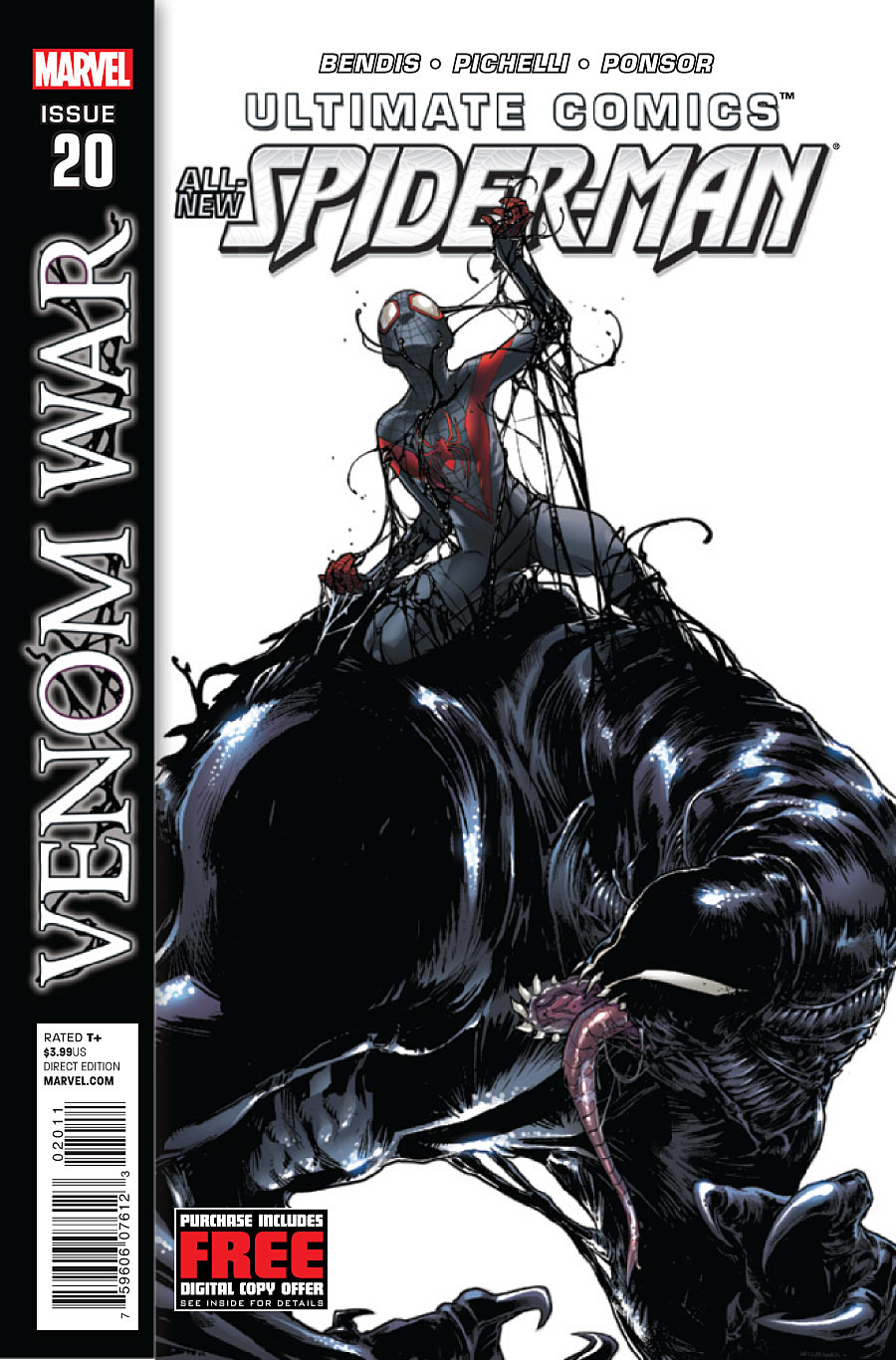 Ultimate comics spider man 20 review worldofblackheroes - Best spider man noir comics ...