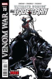 Ultimate Comics Spider-man #20 (1)