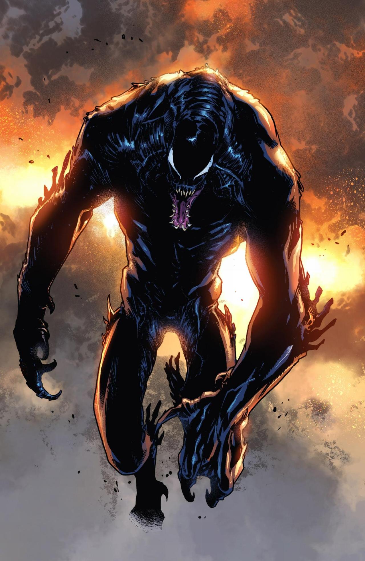ultimate venom spiderman - photo #39
