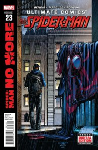 Ultimate Comics Spider-Man #23 (1)