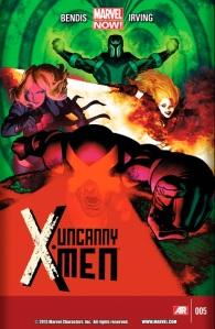 uncannyxmen2013#5 cover