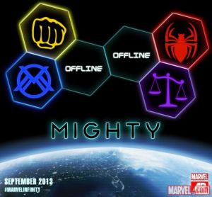 Marvel's mighty