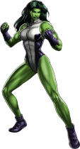 She Hulk infinity