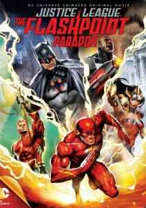 Justice League-Flashpoint Paradox