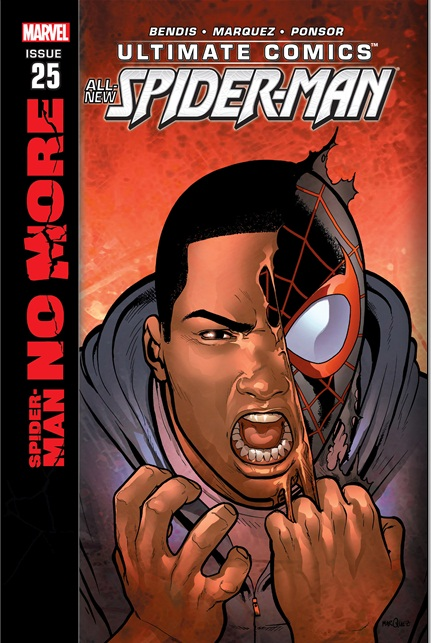 Miles Morales Vs Venom Miles morales celebrates his Ultimate Spider Man Peter Parker Costume