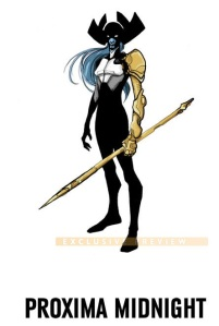 Marvel Infinity-Proxima Midnight