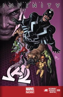 newavengers2013#8 cover