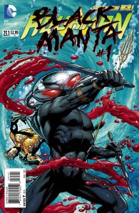 Aquaman Black Manta #23 (1)