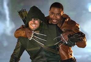 jai white arrow season 2