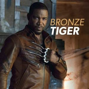 Bronze Tiger- Michael Jai White