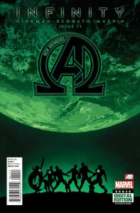 New Avengers (2013) #11 Review