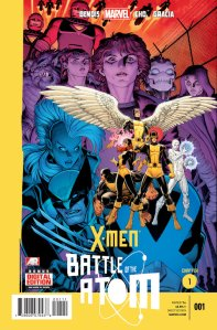 X-men Battle of the Atom #1 (1)