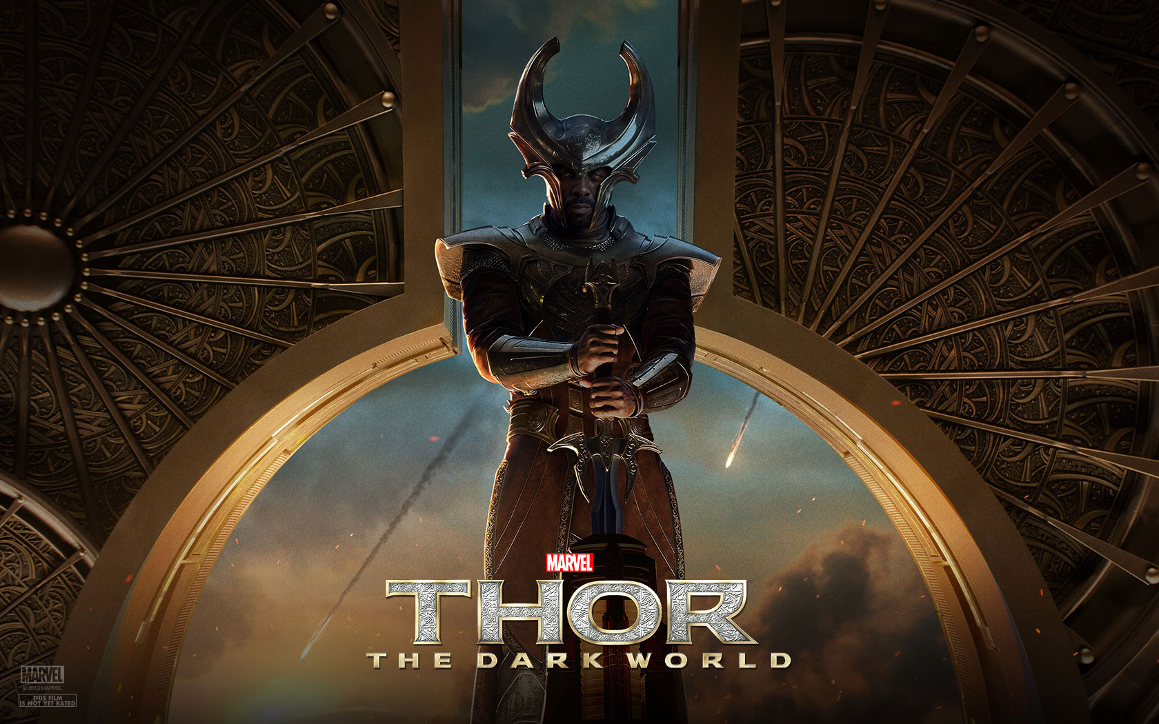 Heimdall Wallpaper Worldofblackheroes