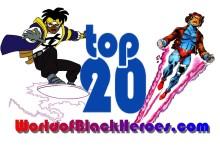 top 20 2