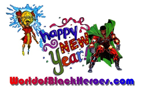 black heroes new year