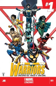NewWarriors(2014)#1