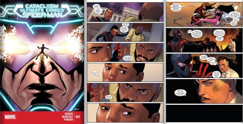Cataclysm: Ultimate Comics Spider-man #3 Review