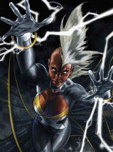 Storm#1 Bianchi Variant Cover