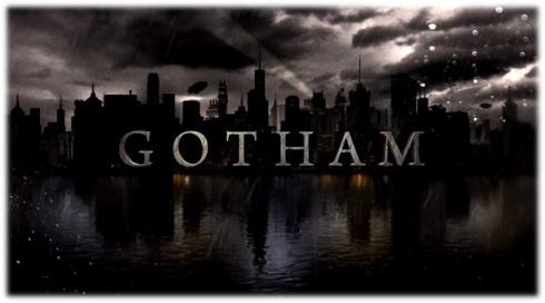 Fox's gotham logo
