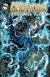 Grimm Fairy Tales presents Godstorm Hercules Payne #1