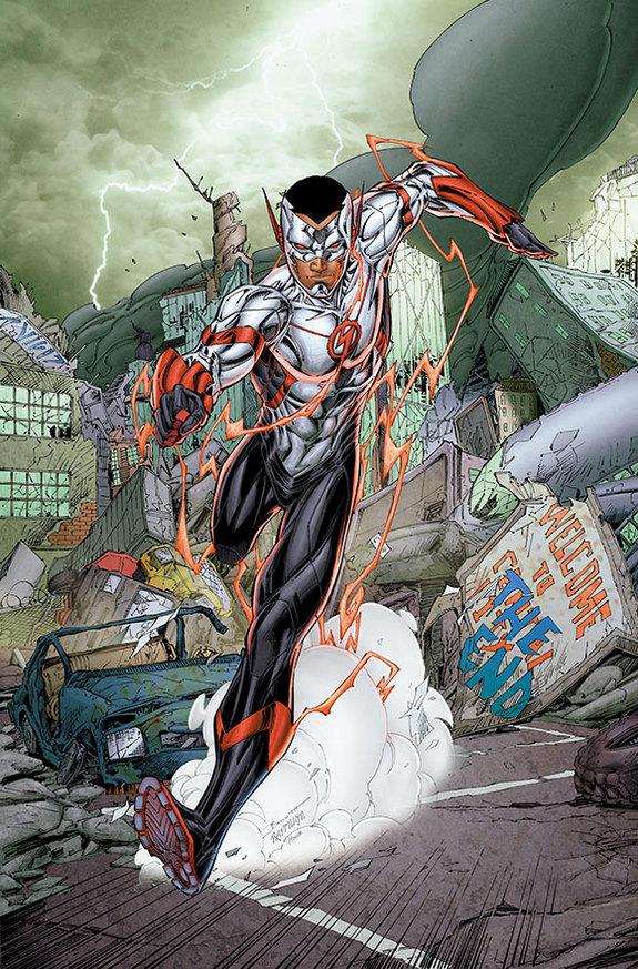 Wally West (New 52) | WorldofBlackHeroes