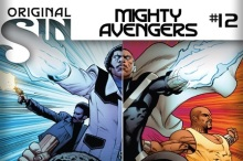Mighty Avengers 2013 #12 cover