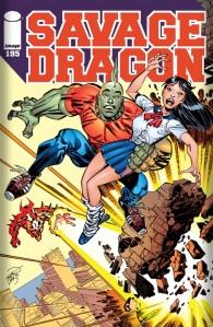 Savage Dragon #195 Cover