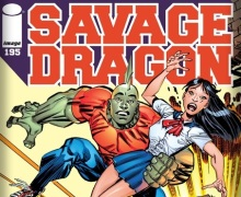 Savage Dragon #195 header 2