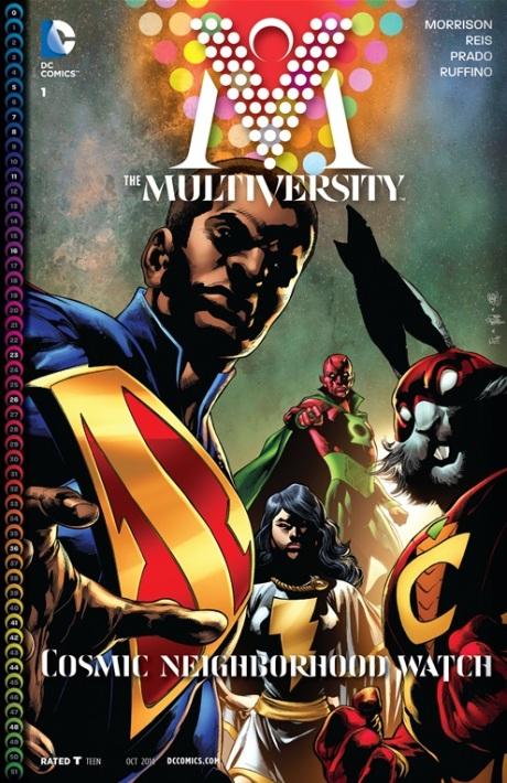 Multiversity #1  (1)