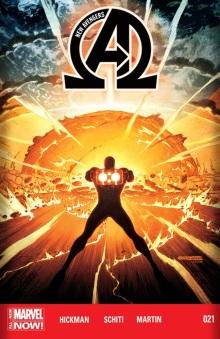 New Avengers 2013 #21