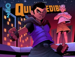 Quincredible #2 1