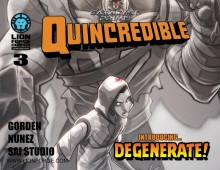 Quincredible #3 1
