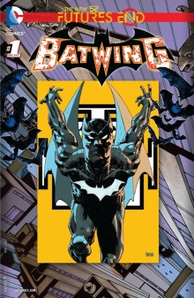 Batwing – Future's End #1 1