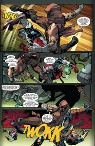 All new Captain America #1 3