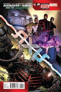 Avengers & X-Men AXIS 4
