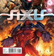 Axis cover 3