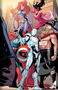 CaptainAmericaandtheMightyAvengers#2 4