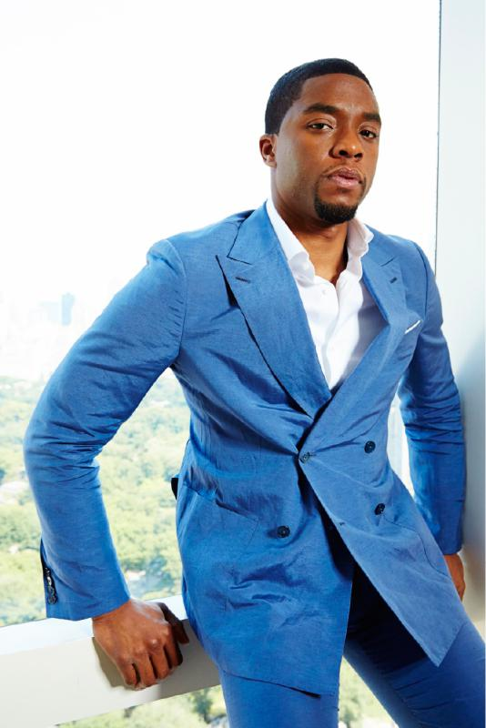 Chadwick Boseman Chadwick Boseman