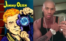 Mehcad Brooks Jimmy Olsen
