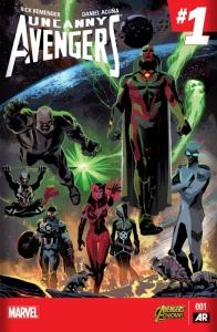 Uncanny Avengers 1.1