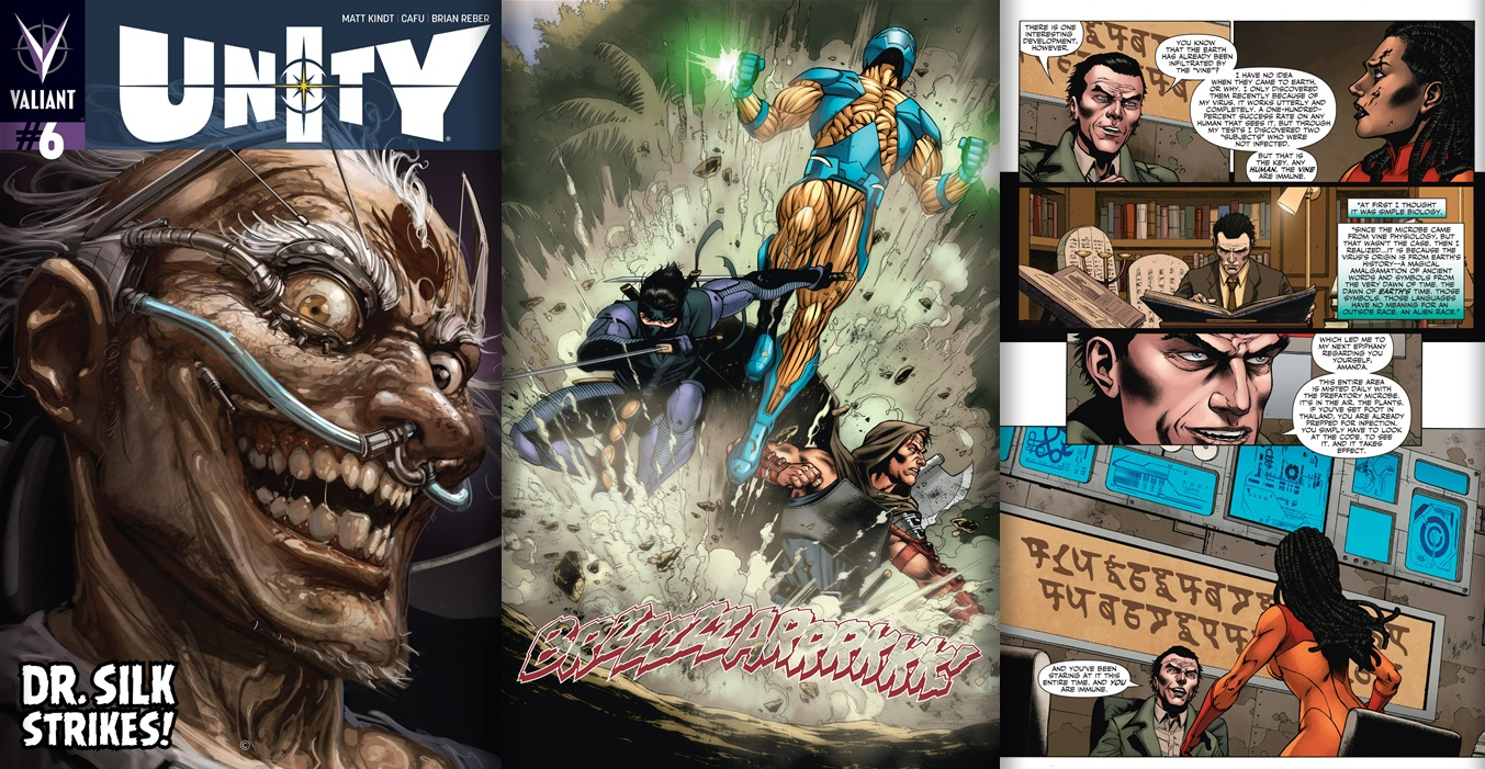 Unity #6 Review